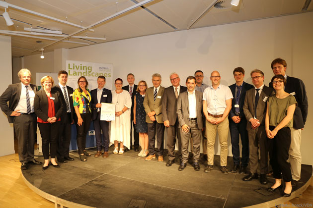 European summit of regional nature parks 2017